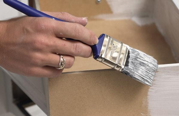 Khắc phục lớp sơn phủ bên ngoài - Bước 3
