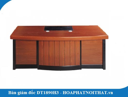 Bàn gỗ công nghiệp DT1890H3