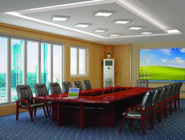Cần biết cách bố trí bàn ghế phòng họp hài hòa với căn phòng