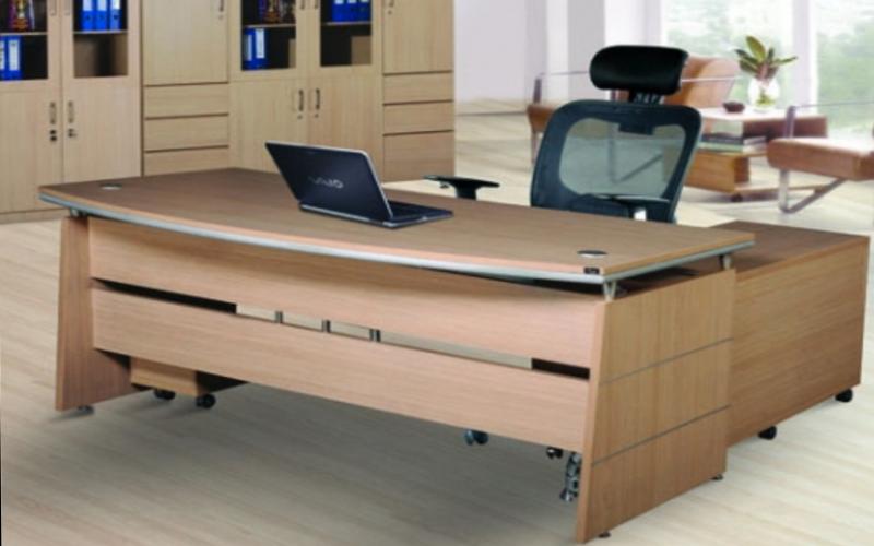 Mẫu bàn trưởng phòng nào tốt nhất cho văn phòng hiện đại?