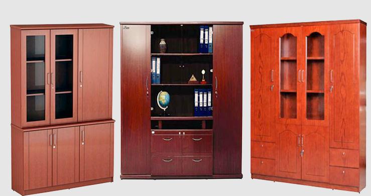 Tủ tài liệu văn phòng hiện đại – Đặc trưng cùng thiết kế thịnh hành